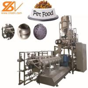 Quality 58-380 Kw Dog Food Machine Production Line 2-3t/H Saibainuo Dry Kibble for sale