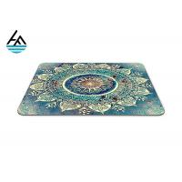 Quality 3 Mm Small Printed Computer Mouse Pad Smooth Surface Sublimation Promotional Gift for sale
