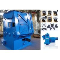 Quality Dust Free Tumble Shot Blasting Machine No Dead Ends , ISO CE Certification for sale