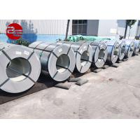 Quality Hot Dipped Cold Rolled Aluminium Zinc Coated Steel 600 - 1500mm Width for sale