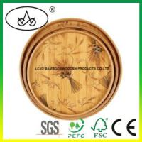China China Tray for Tea/Tableware/Serving/Homeware/Hotel/Restaurant/Bamboo/Kitchenware/Kitchen on sale