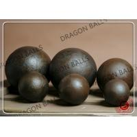Quality 20mm - 40mm B2 B3 Hot Rolling Steel Balls , Grinding Balls For Ball Mill for sale