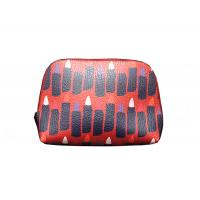 Quality Eco Friendly Promotional Toiletry Bag Lipstick Printing For Young Girls for sale