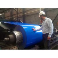 Quality PPGL Prepainted Galvalume Steel Coil ASTM A755M/A792M CSB EP SMP PVDF RAL Code for sale