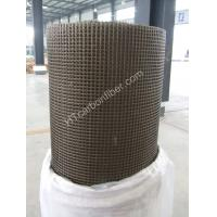 Quality Basalt Biaxial geogrid mesh size 50mmx50mm ISO9001 for sale