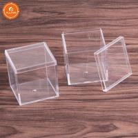 Quality Safe Exquisite Custom Acrylic Box , Clear Acrylic Box Apply To Baby for sale