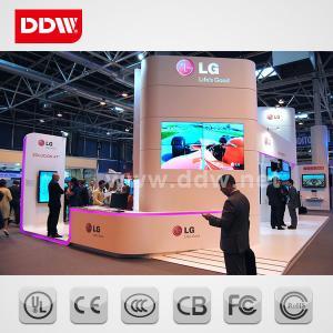 Buy LED commercial grade videowall 450nits LED 1920x1080 HDMI/DVI/VGA/AV/YPBPR DDW at wholesale prices