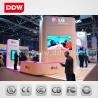 Buy cheap LED commercial grade videowall 450nits LED 1920x1080 HDMI/DVI/VGA/AV/YPBPR DDW from wholesalers
