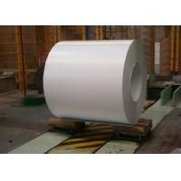 Quality Lightweight Color Coated Galvanized Steel Sheet / Coils 900mm - 1250mm Width for sale
