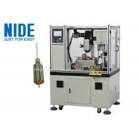 Quality Electirc motor rotor commutator turning machines for armature for sale