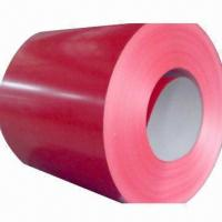 Quality PPGI Coil with 12 to 1250mm Width, Various Thicknesses and Widths are Available for sale