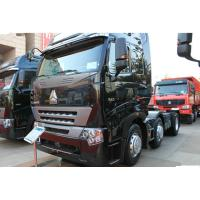 Quality Heavy Duty Prime Mover And Trailer , Tractor Head Trucks 6x4 Drive Wheel for sale