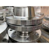 China Duplex Material Steel Flanges A182 F60 F53 UNS S32750 150# - 15000# Class on sale