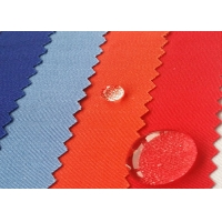 Quality Woven Polyester Cotton acid proof Fabric For Protective Clothing Garment for sale