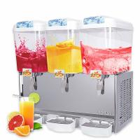 China 18L Commercial Fruit Juice Dispenser , Spray Cool And Hot Drink Machine for Hotel on sale