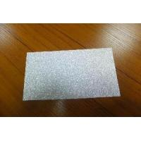 Quality Self Adhesive Glitter Film for sale