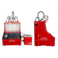 Quality Ultrasonic Fuel Injector Cleaning Machine Auto Pump Cleaning CE Approval for sale