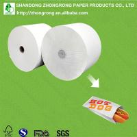 Quality sustainable material food wrapping paper for sale