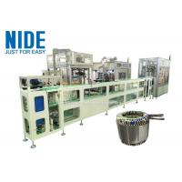 Buy cheap PLC Controlled Automatic Stator Production Assembly Line For Elelctric Motor from wholesalers