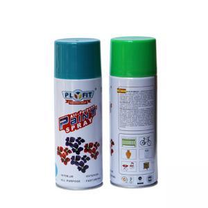 Quality Eco Friendly Graffiti Acrylic Spray Paint Quick Dry Clear Coat Spray for sale
