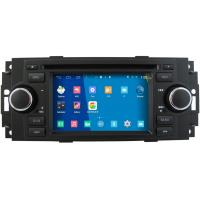 China 1GB RAM 2005 - 2007 Dodge Charger Touch Screen Radio DVD Player 800 X 480 Pixels on sale