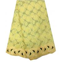 China Hot selling in the market 100% cotton swiss voile lace fabric on sale