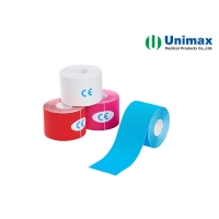 Quality Adhesive Muscle Strain Kinesiology Elastic Bandage for sale