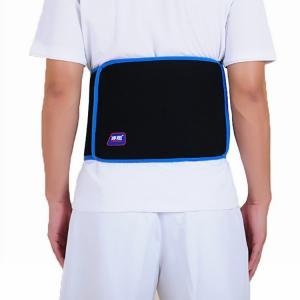 Quality Velvet 0.87KG/PC Back Ice Pack Wrap With Elastic Belt for sale