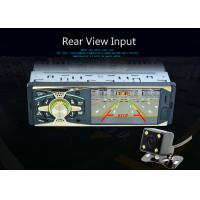 Quality Single Din Touch Screen Media Player For Car HD Touch Screen Car Stereo for sale