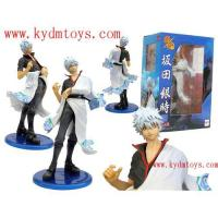 Quality MOQ(USD300) 21cm sakata gintoki for Gintama adult action figures (pc) ky1074 for sale