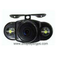 Mini Shape Universal Car Rear View Camera with 2 led