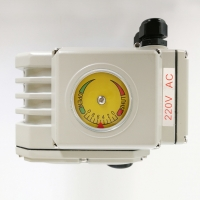 Quality High Starting Torque DCL 12V DC Rotary Actuator for sale
