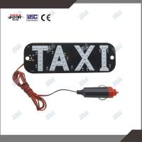 Buy Waterproof 45pcs led car daytime running light car led logo taxi roof top signs at wholesale prices