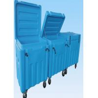 Quality High Capacity 310 L Dry Ice Cooler Box ABS Material Wear Resistance for sale