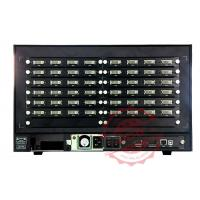 Buy cheap PTZ / CCTV video wall matrix controller 3.2Gbps Max Data Rate Support Keyboard from wholesalers