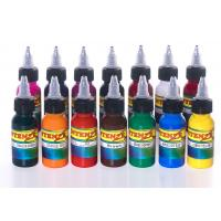 Quality 30ml 14 Colors Coloring Fast Organic Permanent Makeup Pigments For Body Art for sale