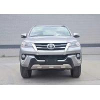 Quality ABS Front Bumper Guard and Rear Guard TOYOTA Fortuner 2016 2017 New Spare Parts for sale