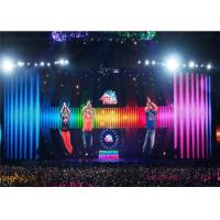 China P1.6 Indoor HD LED Video Walls , SMD1010 Large Screen Display Solutions with 14bit Gray Grade on sale