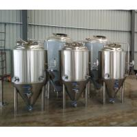 Quality 300l beer brewing equipment, beer fermentation tanks for brewery/brewpub for sale