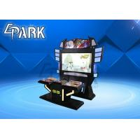 Quality Adult Arcade Cabinet Fighting Video Game Machine With 55 Inch Screen for sale