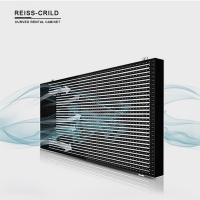 Quality High Brightness LED Mesh Screen Outdoor P10 dip LED Display Customized Dimension for sale