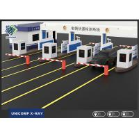 Quality Security Check Car X Ray Scanner , Vehicle X Ray Machine With Fast Inspection for sale