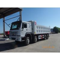 Quality SINOTRUCK HOWO 8x4 371HP 12 Wheeler Heavy Duty 50 Tons Tipper Trucks for sale