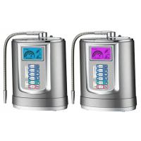 Quality -250 / -800mv Alkaline Electric Portable Water Ionizer Counter Top For Washing Water , 3000L - 12000L for sale