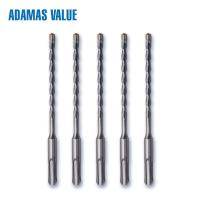 Quality Tungsten Carbide SDS Drill Bits Special Z - Shaped Tip Quick And Accurate Positioning for sale