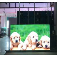 Quality Customize Pixel Led Display Video Wall , Led Video Wall Panels 1200cd/sqm Brightness for sale