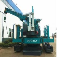 Quality ZYC80BS - B1 Mini Size Hydraulic Piling Machine For Building Construction for sale
