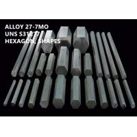 Quality Super Austenitic Stainless Steel Alloy 27-7MO / UNS S31277 For Power Generating for sale