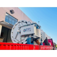 Quality OHSAS 18001 Vacuum Heat Treatment Furnace For Alloy Materials for sale