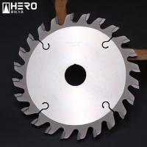 Quality TCT Fine Cut Circular Saw Blade Micro Grain Tungsten Carbide Tips Custom for sale
